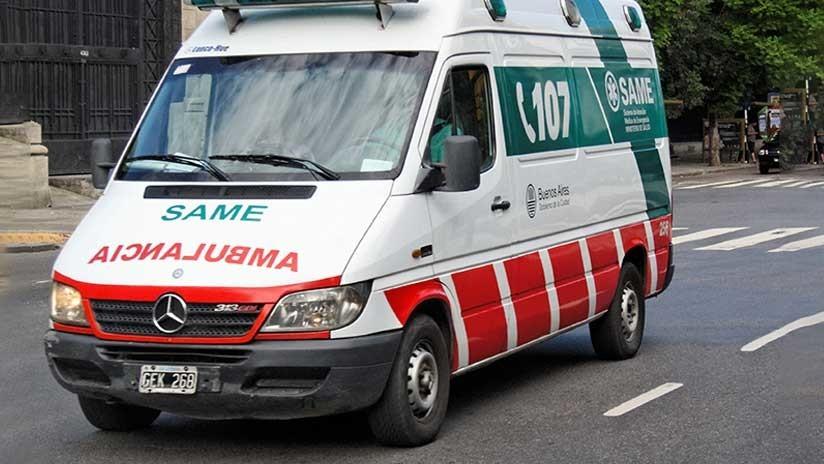 FOTOS: Al menos cinco muertos al estallarse una avioneta en Argentina