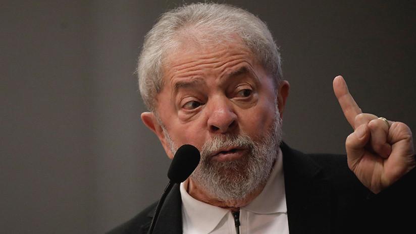 Proponen al expresidente Lula da Silva como candidato al Nobel de la Paz