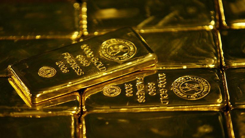 """El precio del oro """"se mueve hacia el norte"""" en medio de la guerra comercial entre China y EE.UU."""