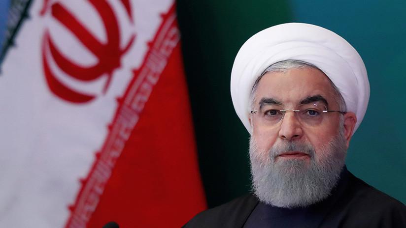 """Presidente de Irán: """"Si EE.UU. se retira del acuerdo nuclear, lo lamentará"""""""