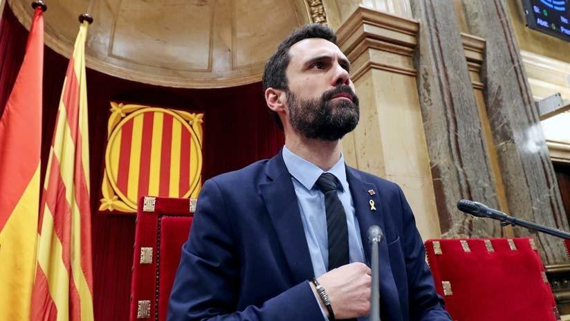 El presidente del Parlamento catalán propone nuevamente investir a Jordi Sánchez