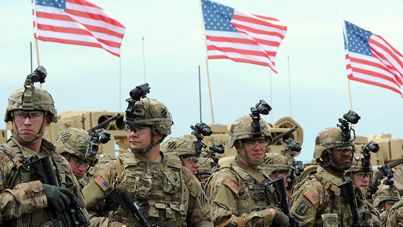 El Pentágono no excluye la opción de acciones militares contra Siria tras el supuesto ataque químico