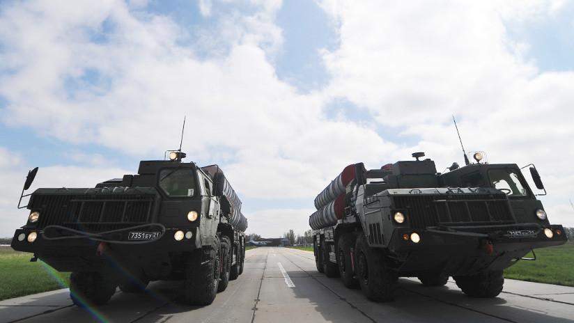 """""""Turquía determina su destino"""": Erdogan confirma compra de S-400 tras sanciones antirrusas de EE.UU."""