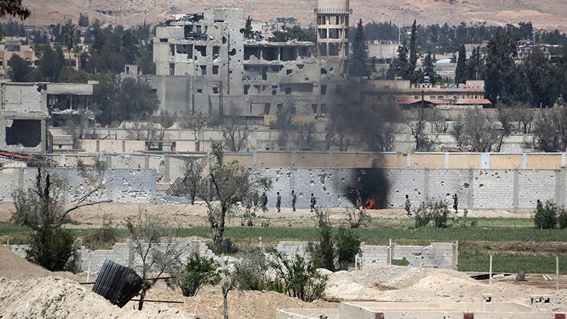 Rusia afirma que la inspección en la ciudad siria de Duma no ha arrojado rastros de ataque químico