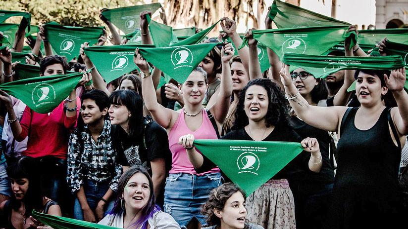 Argentina: Comienza el histórico debate sobre la legalización del aborto