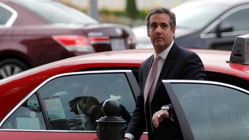El FBI registra la oficina del abogado personal de Trump, Michael Cohen