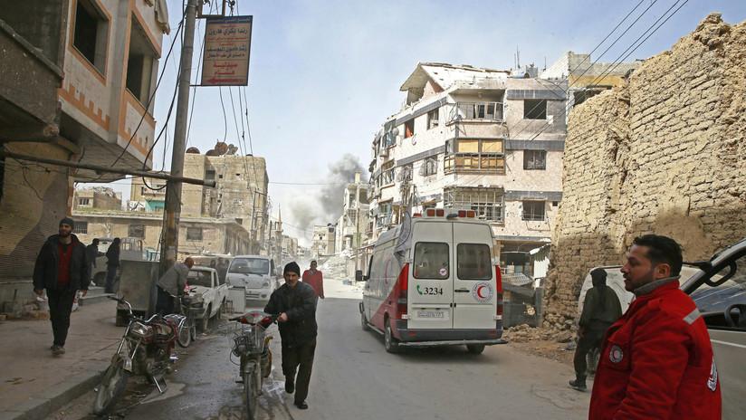 Siria ante la ONU: Occidente ha convertido sus mentiras en armas de destrucción masiva