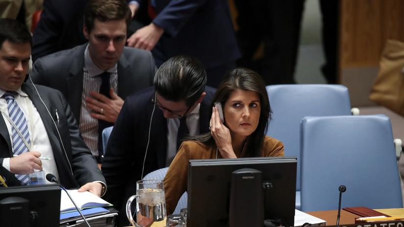 Rusia convoca reunión del Consejo de Seguridad el lunes