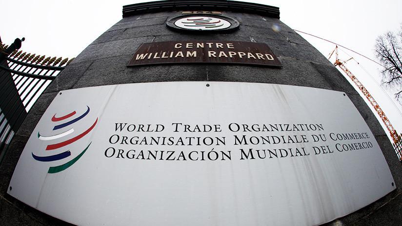China envía a la OMC una reclamación sobre los aranceles de EE.UU.