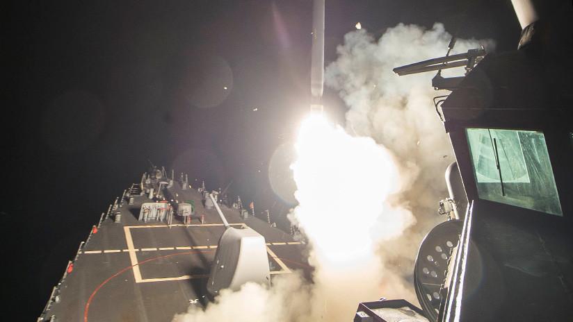 Reportan que EE.UU. ha enviado un destructor de misiles a la costa de Siria