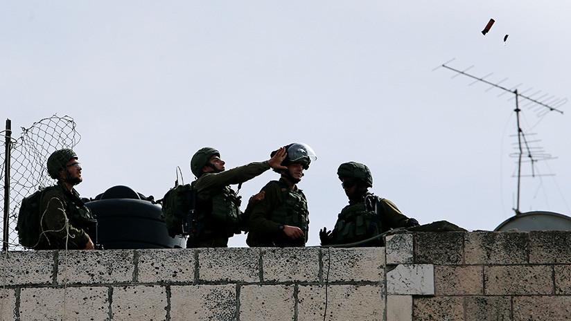 Israel elogia a un soldado que presuntamente disparó a un palestino y lo celebró en video (VIDEO)