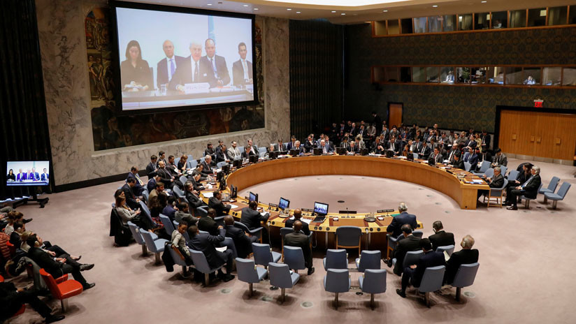 EE.UU. pide una votación de la ONU sobre la investigación del supuesto ataque químico en Siria