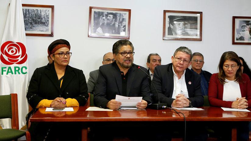 """La FARC sobre captura de Jesús Santrich: """"Es un plan orquestado por EE.UU. y la Fiscalía colombiana"""""""