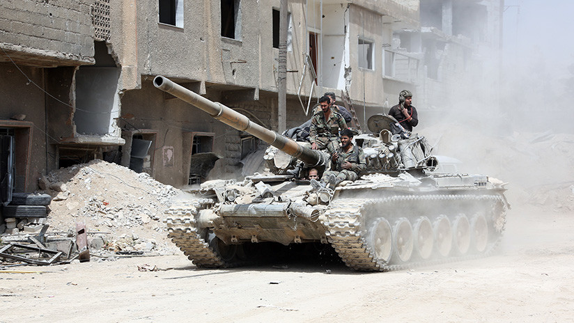 La OPAQ enviará a expertos a la localidad siria de Duma para investigar el supuesto ataque químico