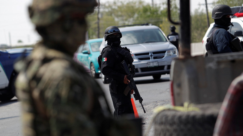 A cada mexicano le cuesta 1.800 dólares la violencia de su país en 2017