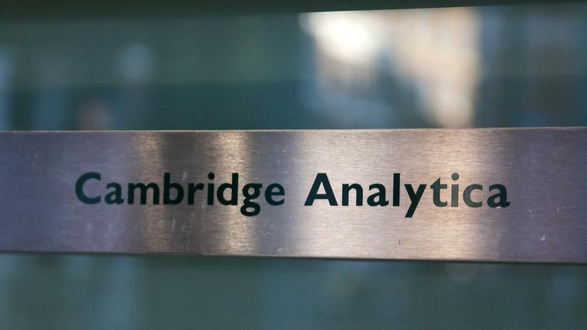 Investigan vínculos de empresas mexicanas con el caso Cambridge Analytica