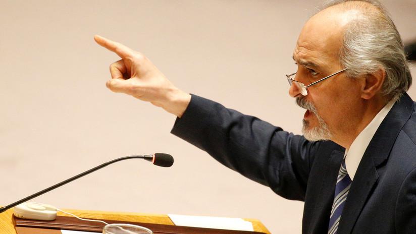 """Siria ante la ONU: """"No dejaremos que Occidente nos haga lo que hizo en Irak y Libia"""""""