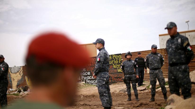 México aumentará presencia de Gendarmería en su frontera sur, respetando derechos de los migrantes