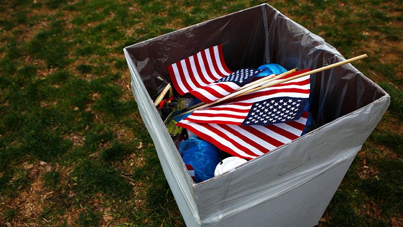 La Chine refuse d'accepter plus de déchets et les renvoie aux États-Unis.