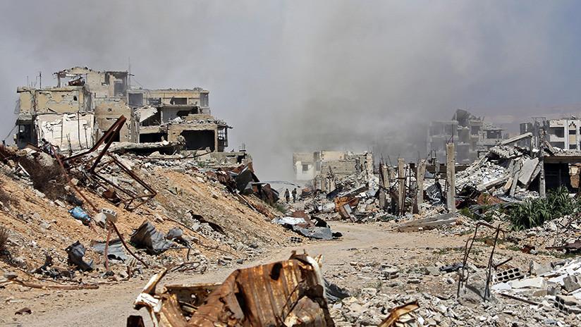 """""""Los misiles inteligentes de Trump pueden destruir las pruebas del uso de armas químicas en Siria"""""""