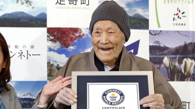 ¿Fraude en el Guinness? El japonés reconocido como el hombre más viejo del mundo no lo sería (FOTOS)