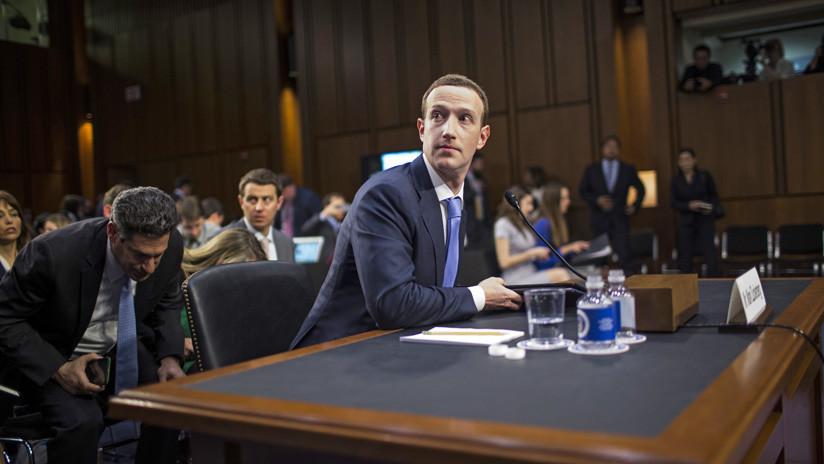 ¿Es Zuckerberg un robot? En Twitter, su audiencia en el Congreso no dejó lugar a dudas