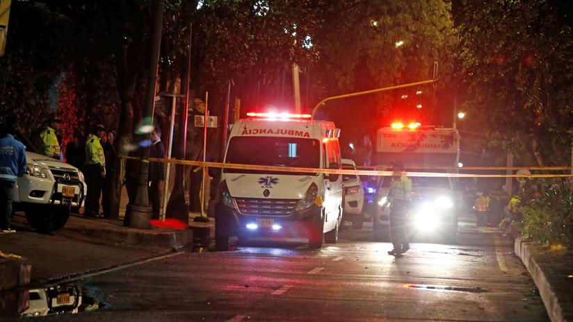 Atentado con explosivos deja 8 policías muertos en Colombia