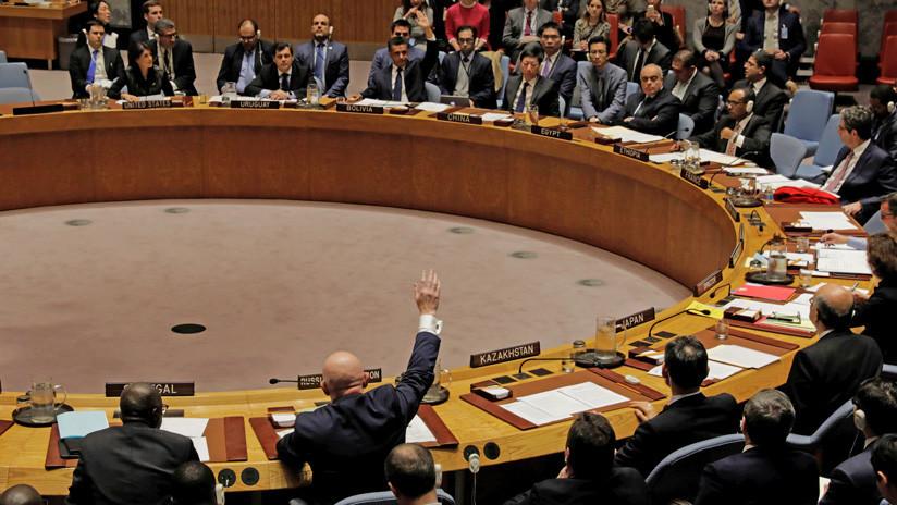 """Bolivia convoca al Consejo de Seguridad tras la """"escalada de la retórica"""" en torno a Siria"""