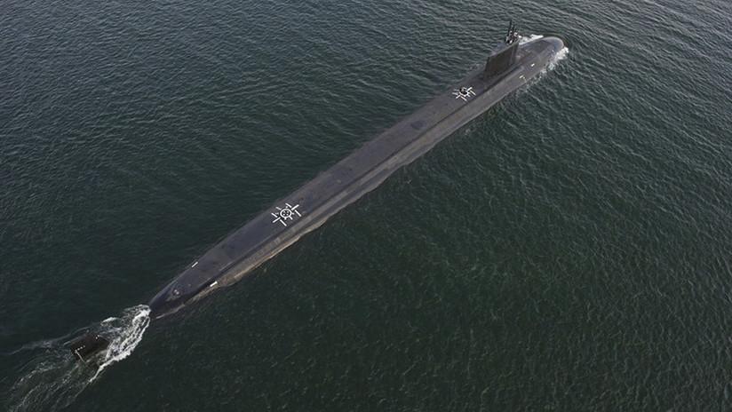 """China se opone """"firmemente"""" a la venta de tecnología militar submarina de EE.UU. a Taiwán"""