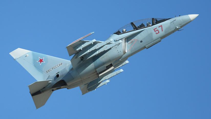 Un avión militar ruso Yak-130 se estrella en la región rusa de Vorónezh