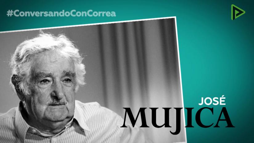 """José Mujica a Rafael Correa: """"No hay decisión política que pueda con el 'dios mercado'"""""""