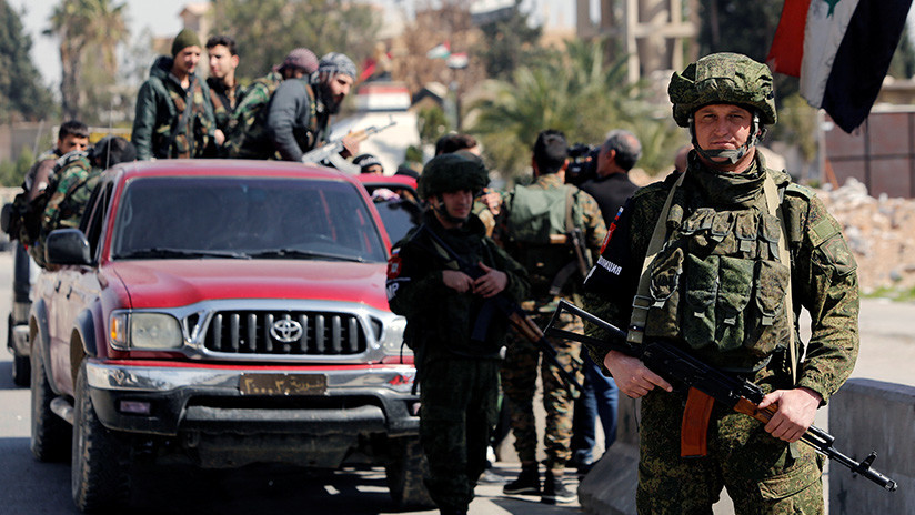 """Moscú: """"El canal de comunicación militar entre Rusia y EE.UU. sobre Siria sigue activo"""""""