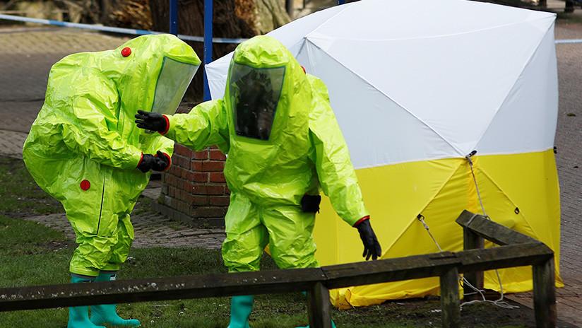 Reino Unido convoca a una sesión de emergencia de la OPAQ por el caso Skripal