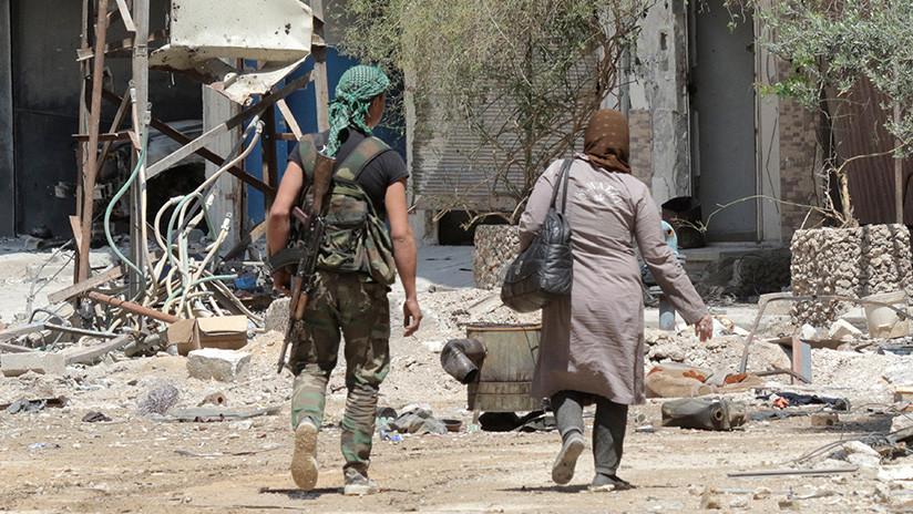 "Moscú: ""No queremos una escalada de tensión en Siria e instamos a Occidente a volver al marco legal"""