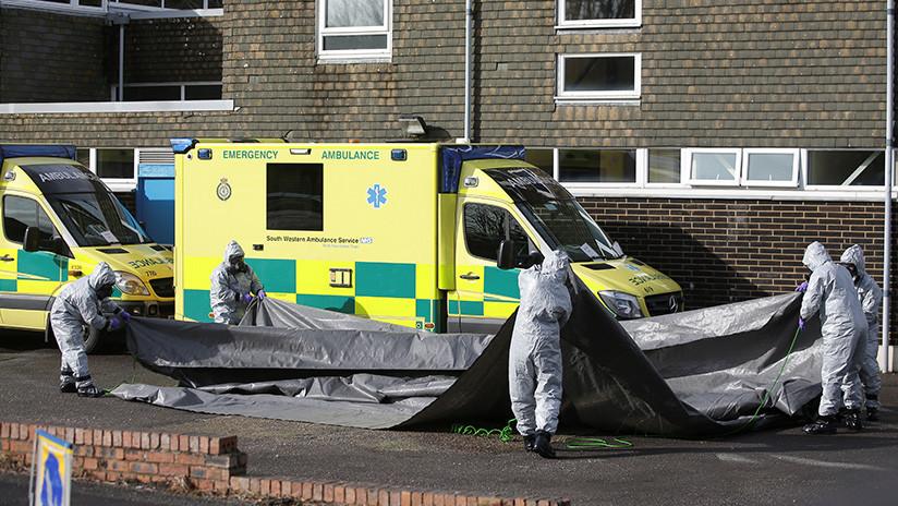 Moscú acusa a Londres de manipular intencionadamente con el caso Skripal