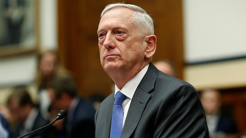 Jefe del Pentágono: No tenemos evidencia de uso de cloro o sarín en Duma (Siria)