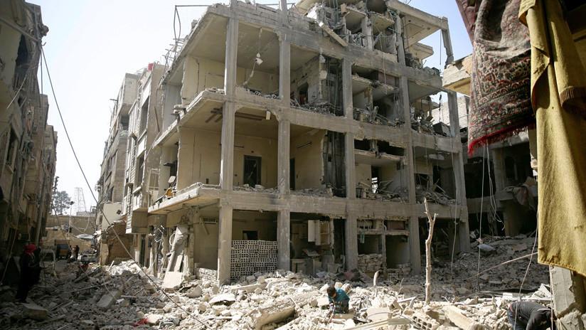 Especialistas de la OPAQ iniciarán labores de investigación en Siria este 14 de abril