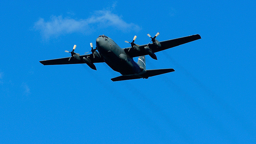 VIDEO: El Pentágono muestra por primera vez el despliegue de drones Gremlin