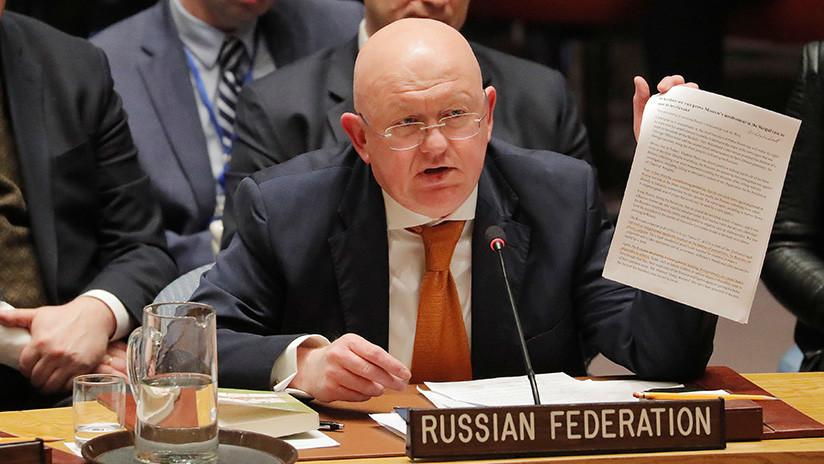 Rusia: Esperamos que la situación siria no se convierta en un punto de no retorno