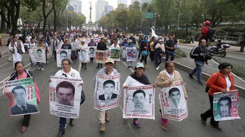 Comunicación interceptada: Desapariciones en Ayotzinapa se urdieron en EE.UU. y son más las víctimas