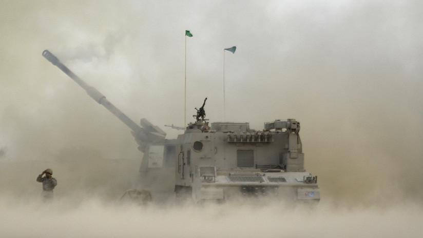 Arabia Saudita intercepta un misil cerca de la frontera con Yemen