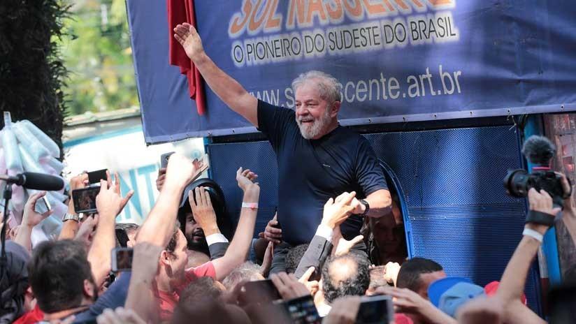 Brasil: senadores y diputados incluyen el apodo 'Lula' en sus nombres como parlamentarios