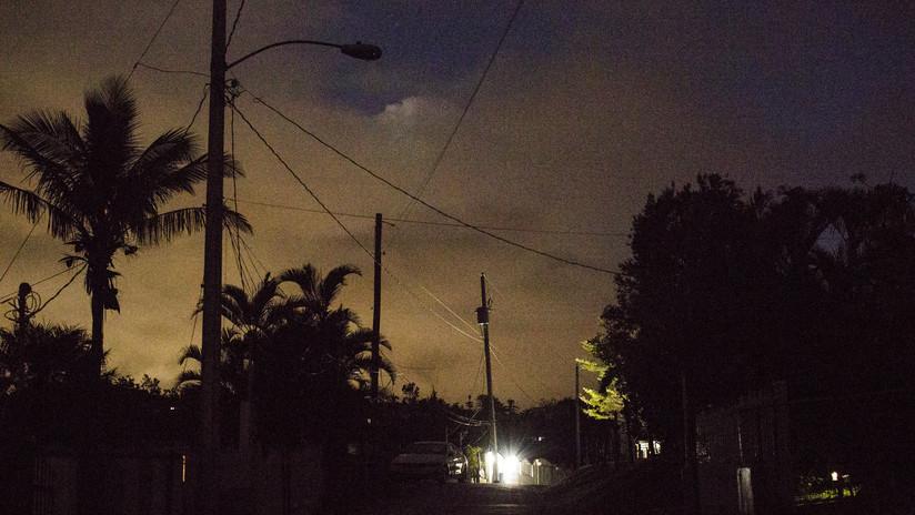 Caos en Puerto Rico: La caída de un árbol provoca un nuevo apagón generalizado