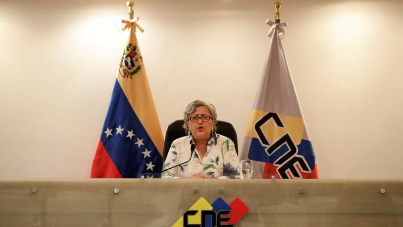 CNE de Venezuela: Caracas cumple con las garantías acordadas en diálogos de Santo Domingo (VIDEO)