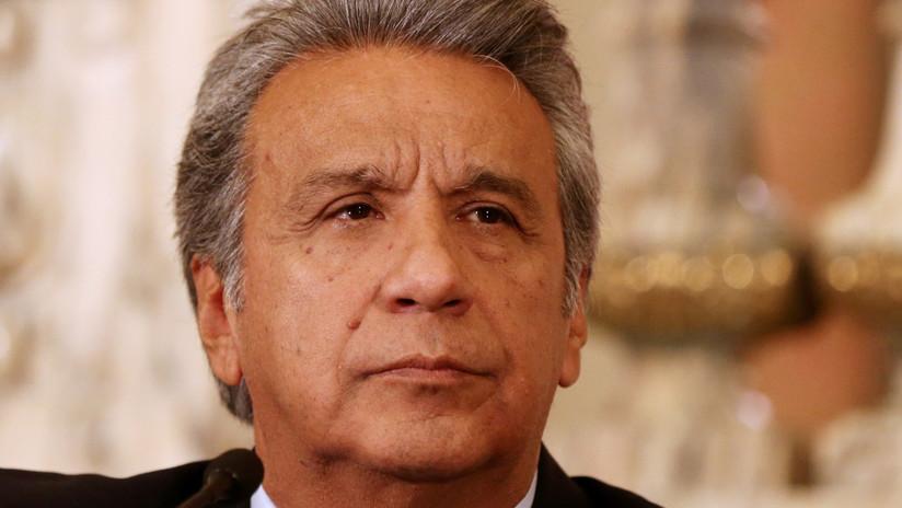 Presidente de Ecuador se regresa de la Cumbre de las Américas por caso de periodistas secuestrados
