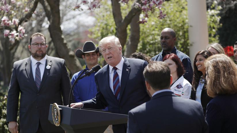 """Trump: """"EE.UU. volverá al TPP solo si es sustancialmente mejor que el ofrecido a Obama"""""""