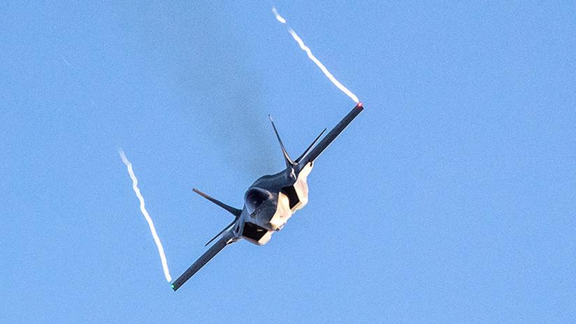 El polémico caza F-35 de EE.UU. será reconvertido en plataforma para misiones de defensa antimisiles