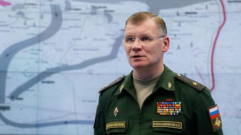 """""""Moscú tiene pruebas de la participación de Londres en la provocación en Guta Oriental"""""""