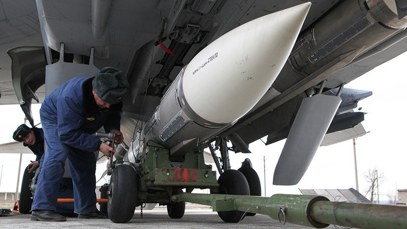 EE.UU. detecta que China está probando un misil balístico aire-tierra parecido al Kinzhal ruso