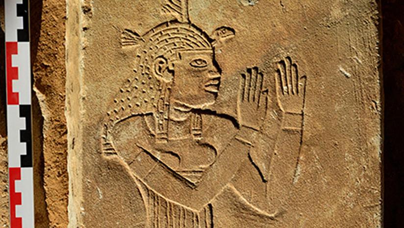 FOTOS: Encuentran unas misteriosas tablas funerarias del siglo VII a. C. en Sudán